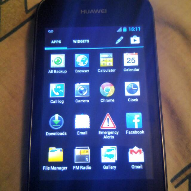 (Brand New Condition)Huawei Touch Screen Phone