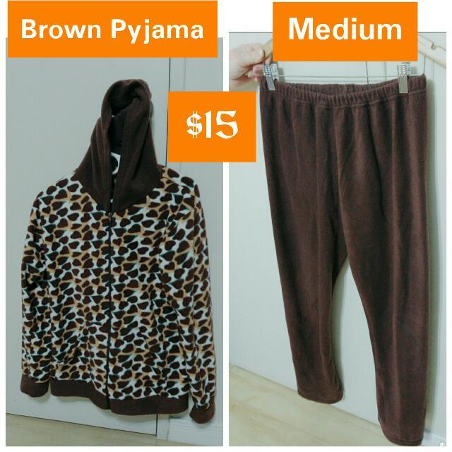 Brown Pyjama