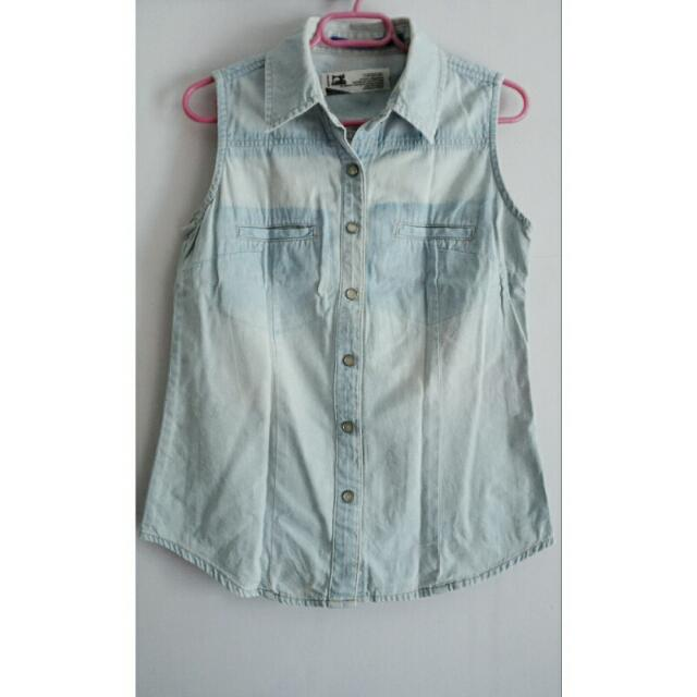 Denim Shirt From Hardware