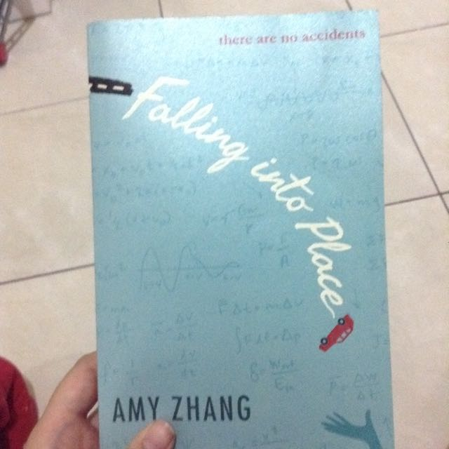 Falling Into Pieces - Amy Zhang (Fiction Novel)