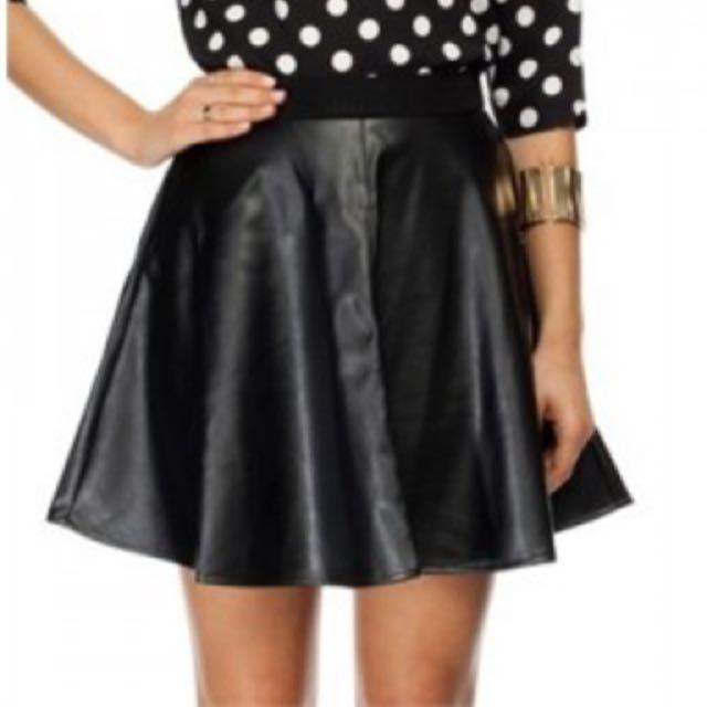 Forcast Skater Skirt
