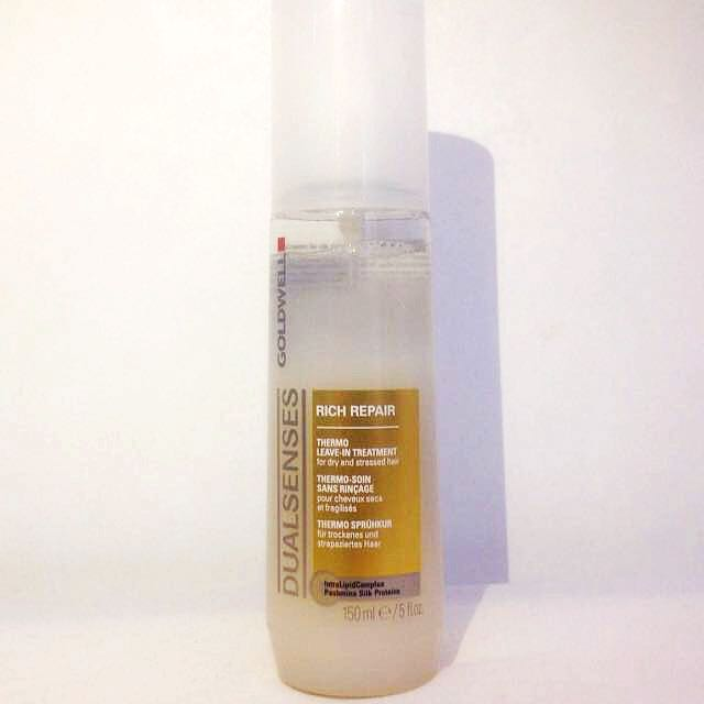 GOLDWELL Dualsenses Rich Repair Thermo Leave-in Treatment For Unisex 150ml