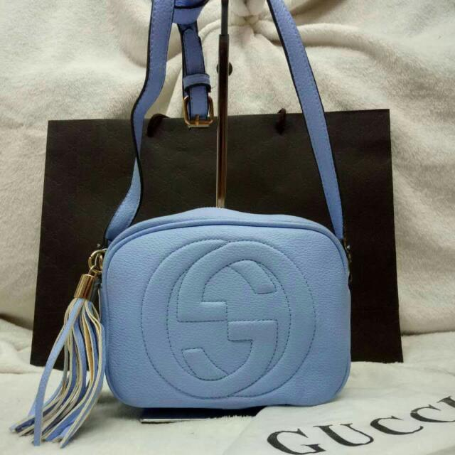 Gucci Replica Sling Bag on Carousell
