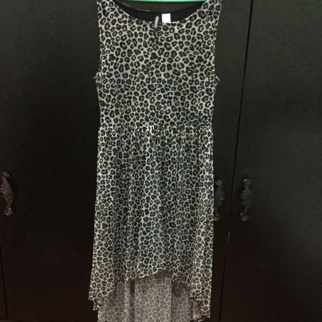 HnM Fishtail Dress