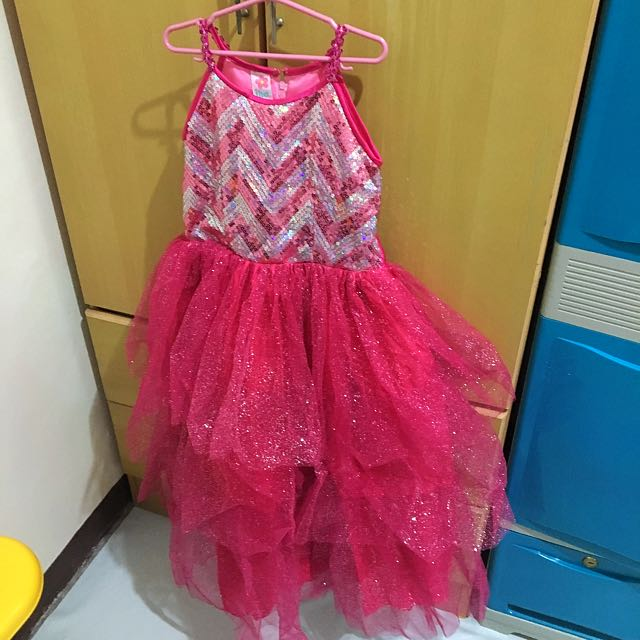 IHA Pink Gown/Dress