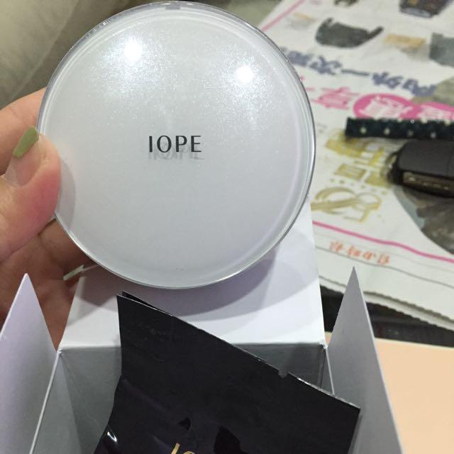 IOPE氣墊粉餅 C21