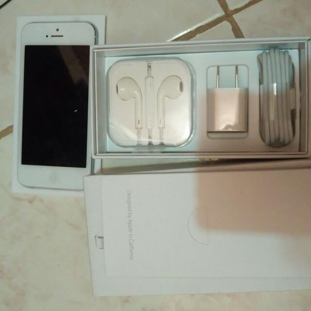 Iphone5 16gb Openline