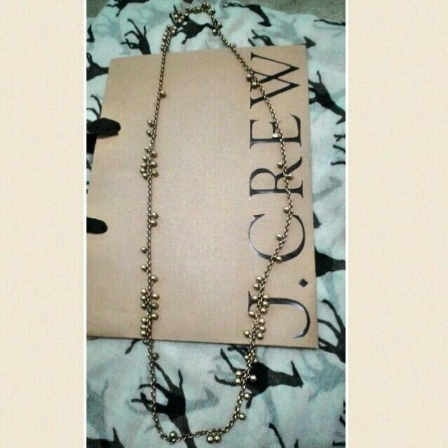 J.Crew Necklace Long (NLJCL5)