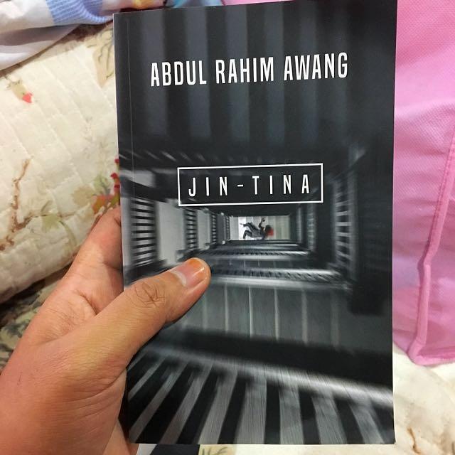 Jin Tina By Abd Rahim Awang Peralatan Tulis Buku Di Carousell