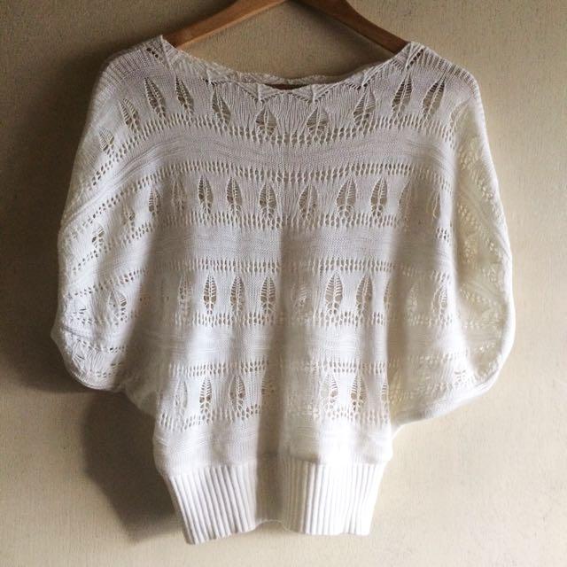 SALE Knitwear Blouse