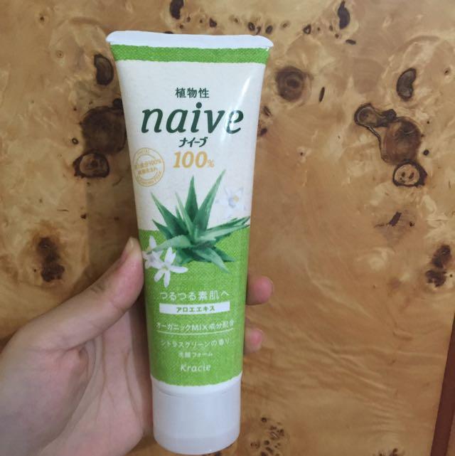 Kracoel4娜-植物洗面乳(蘆薈