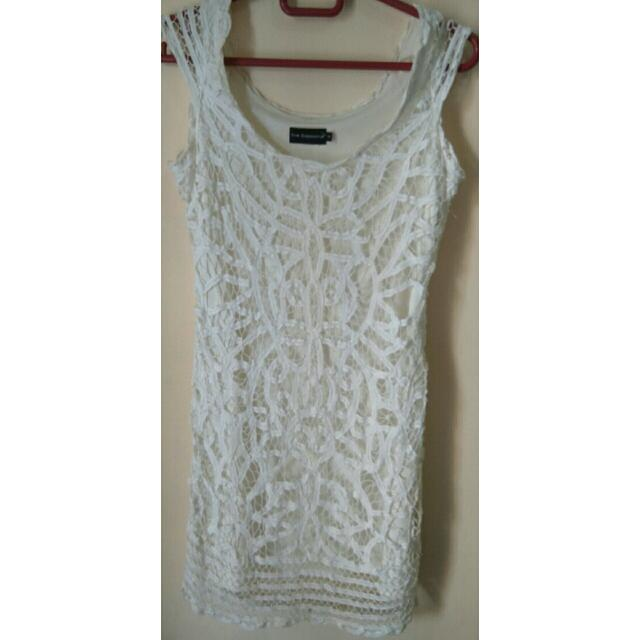 Lace Dress By The Executive