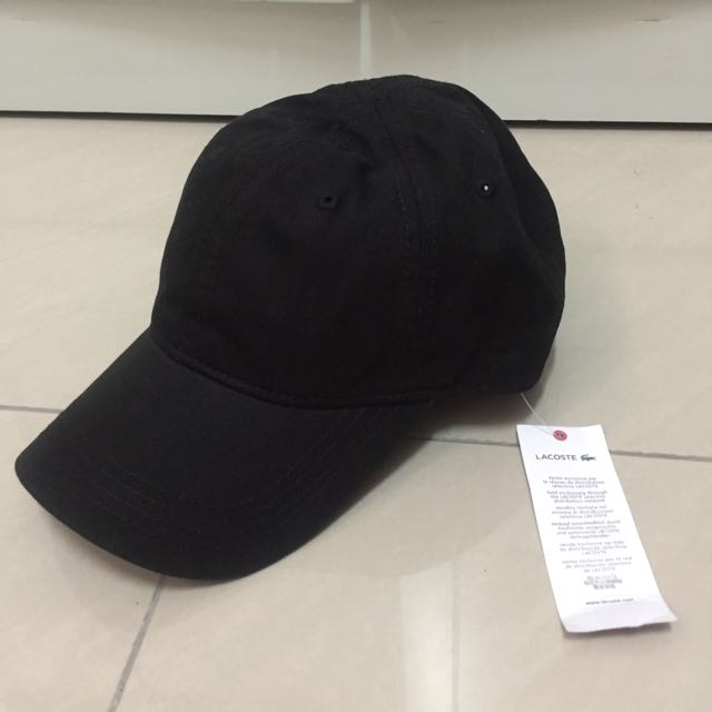 ecd53f76 Lacoste Cap Original New With Tag, Men's Fashion, Clothes on Carousell