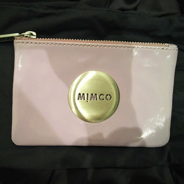Lilac Mimco Pouch