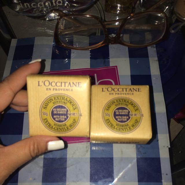 L'Occitane Travel Size Verbena Soap