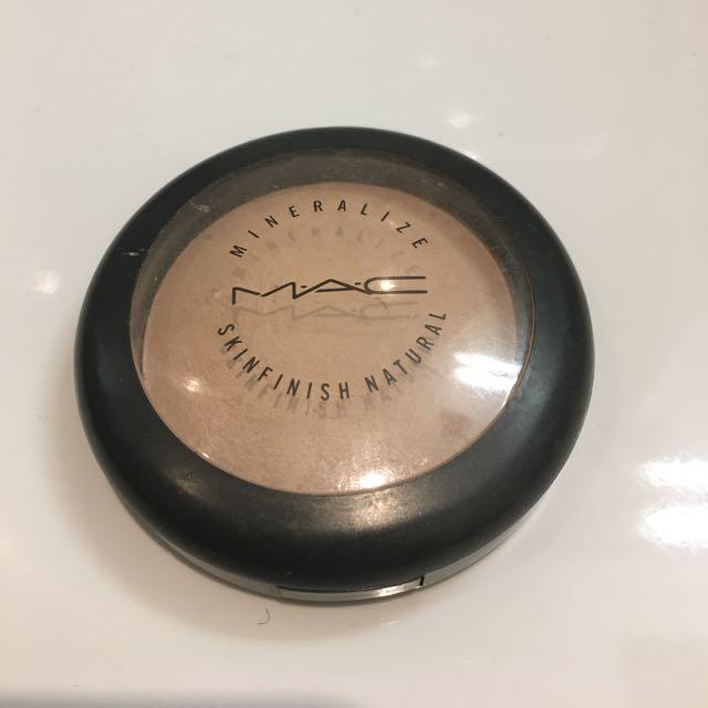 MAC Mineralize Skin Finish Natural Medium