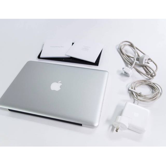 MacBook Pro (13-inch, Early 2011) – ARABIC/ENGLISH