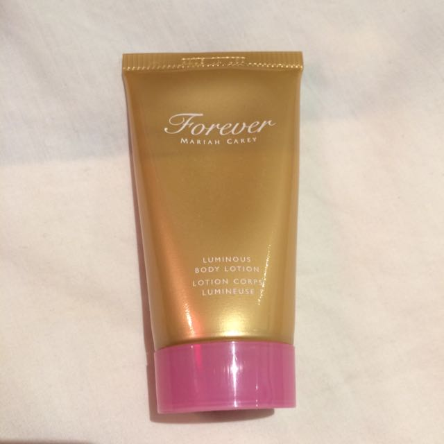 Mariah Carey Forever Luminous Body Lotion