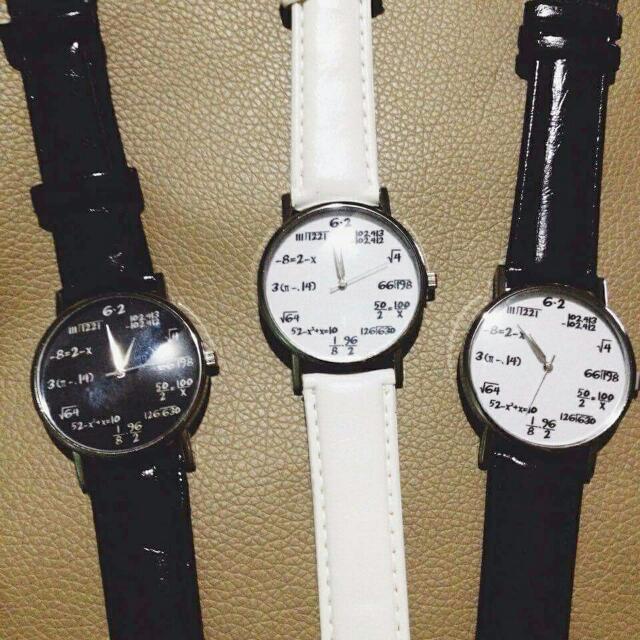 Math Geek Watch