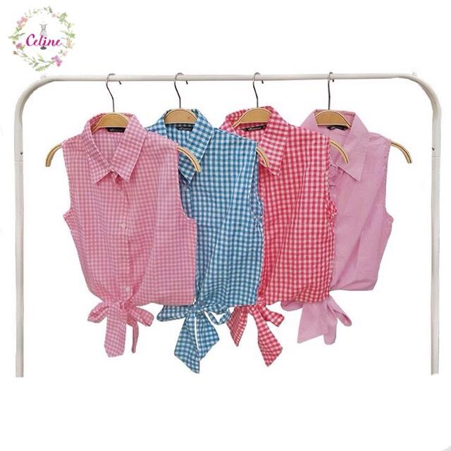MOLLY KNOT TOP