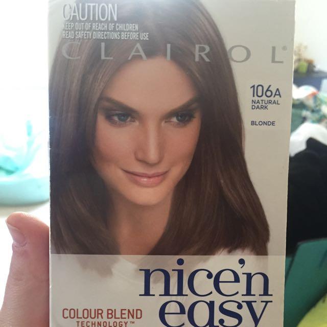 Natural Dark blonde Hair Dye