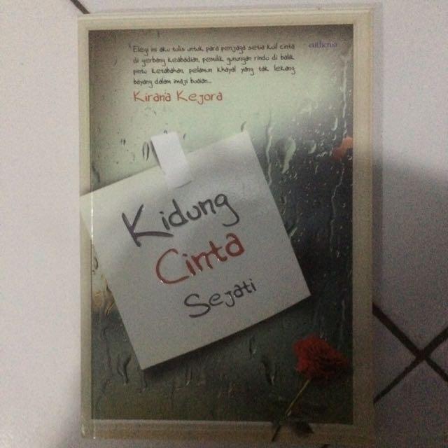 Novel Kidung Cinta Sejati