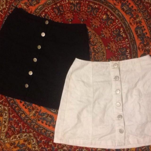 Pare Basic Skirts