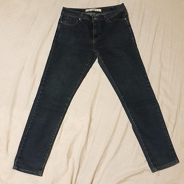 Paris Woman Denim Trousers