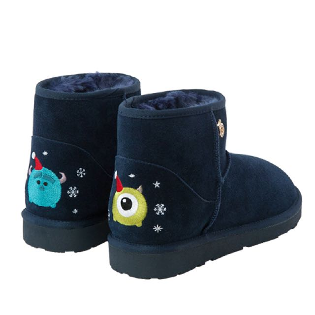 PO Grace Gift Disney Boots