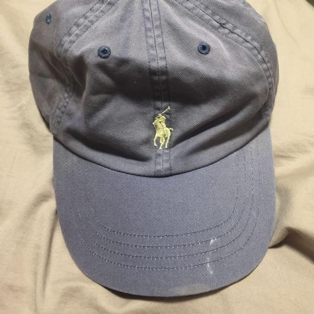 Polo Cap Vintage Blue
