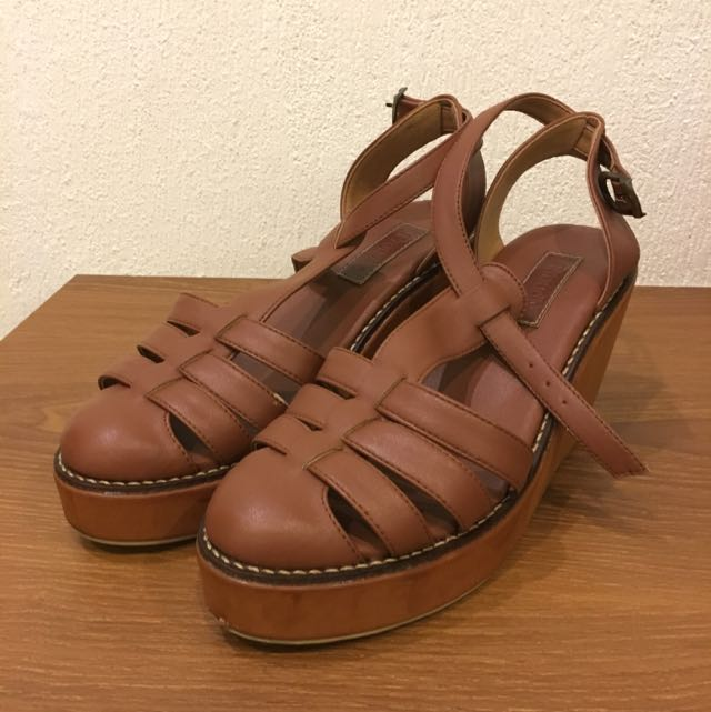 PROUDLY SHOES BROWN