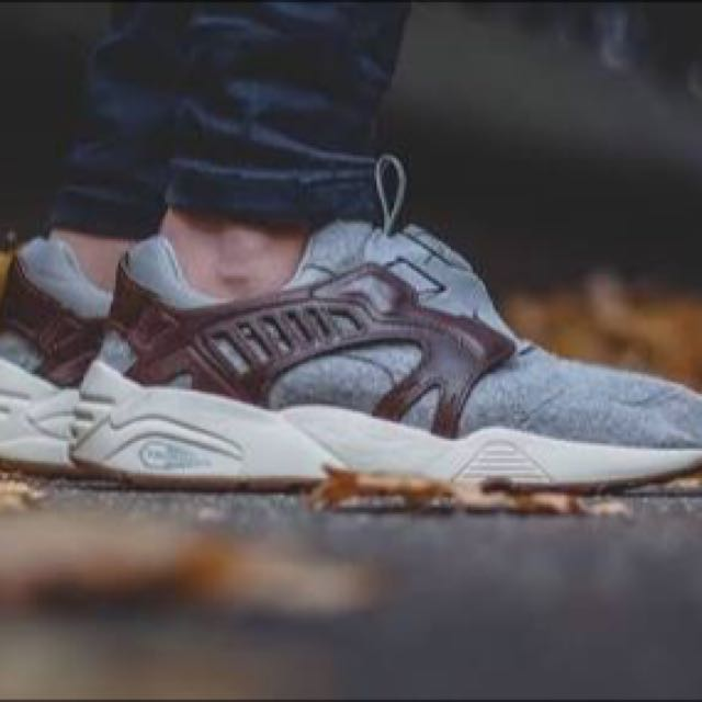 Puma Disk Blaze Soil Brown