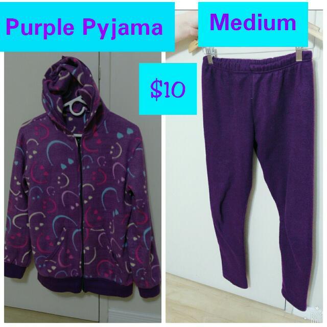 Purple Pyjama