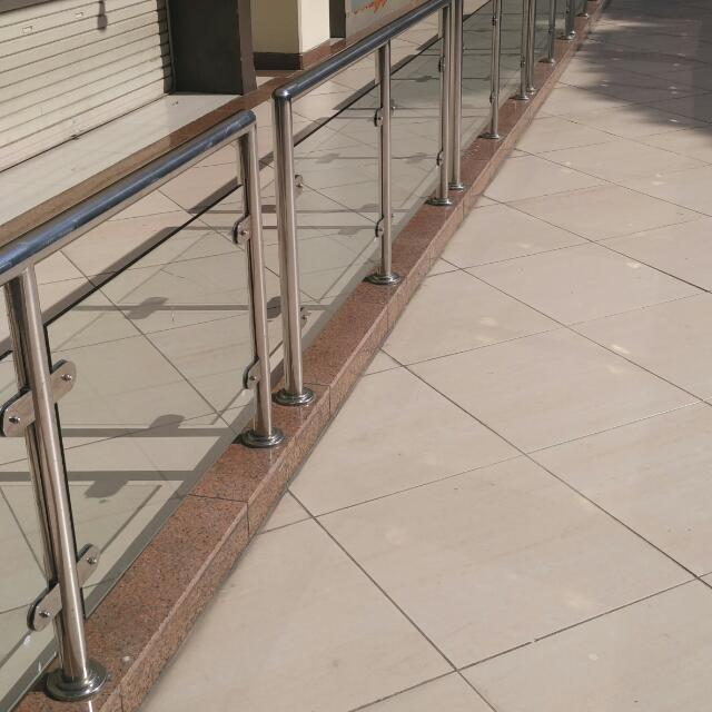 Railing Balkon Kaca Home Furniture On Carousell