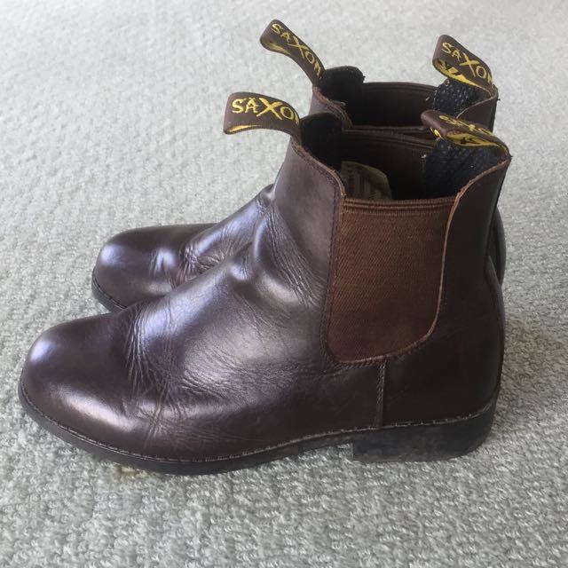 Saxon Riding Boots