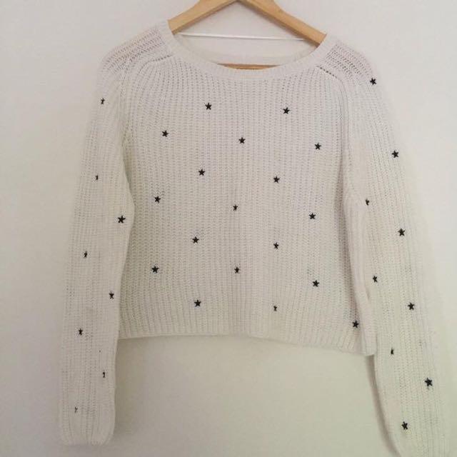 Star Sweater Lightweight