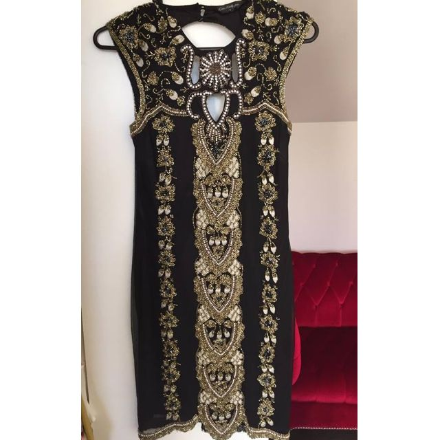 Stunning Miss Selfridge Evening Wear Dress Size 8