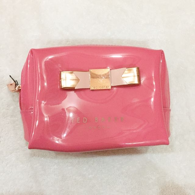 Ted Baker Makeup Bag Pouch