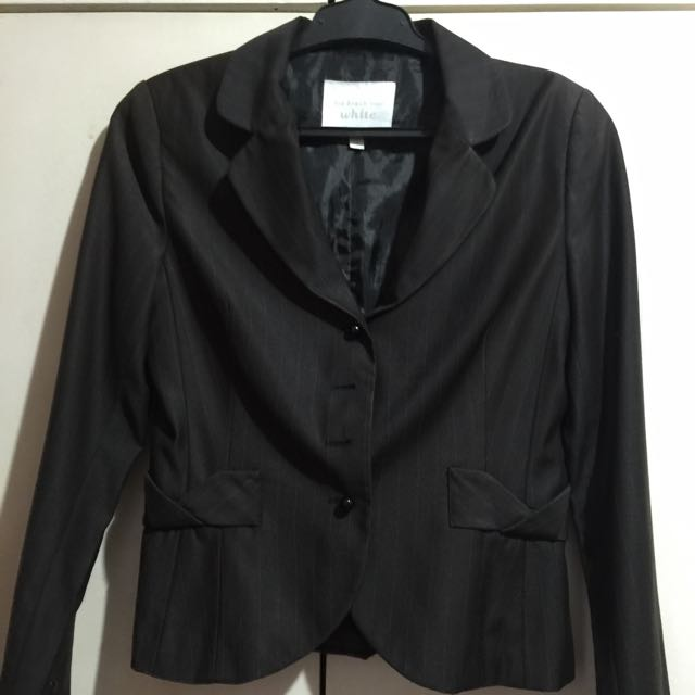 The Black Shop blazer