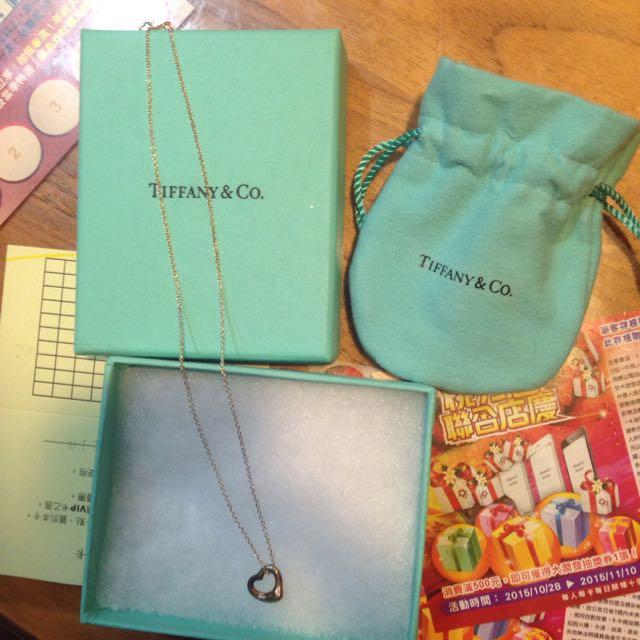Tiffany&co.項鍊