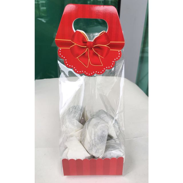 Treats Packaging Perfect For Christmas Set Of 5