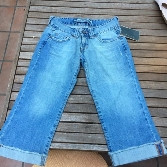 TRF 3/4 Jeans