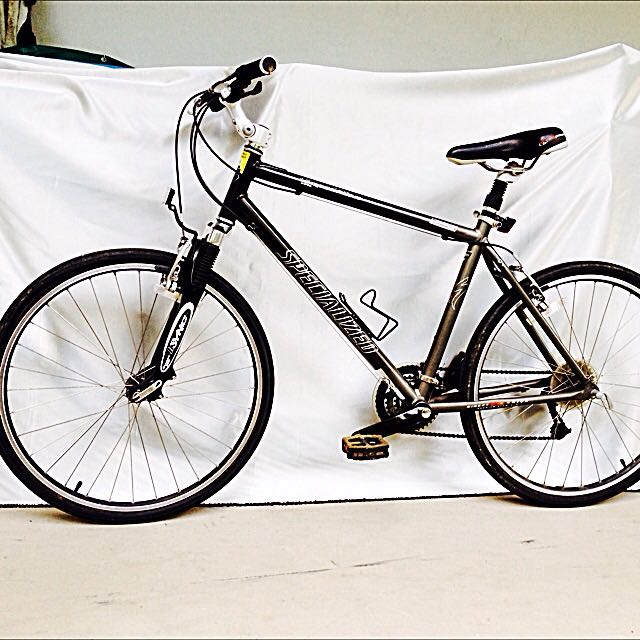 4cd0473b850 USA Specialized Expedition Elite, Bicycles & PMDs, Bicycles on Carousell