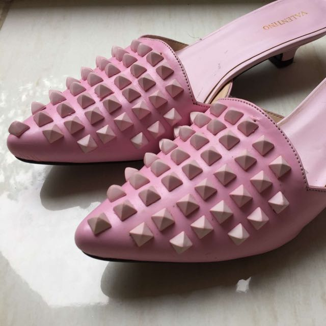 Valentino Shoes Pink