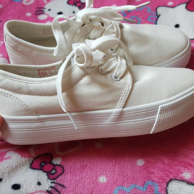 White Lace Shoes(repriced)