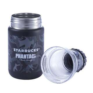 星巴克 Starbucks PHANTACi 迷彩SS冷水壺 瓶