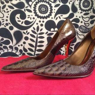 guess marciano heels
