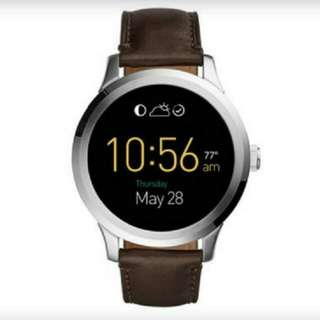 [Sold] BNIB Fossil Q Founder Android Wear Smartwatch