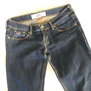 Hollister | Straight Leg Low rise Boot Cut Jeans