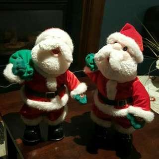 2 Santa Clause Sings